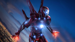 Iron Man Marvel Comics 2160x1215 Wallpaper