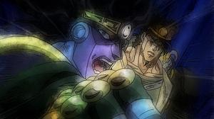 Jotaro Kujo Star Platinum Jojos Bizarre Adventure 1920x1080 Wallpaper