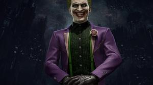 Joker Mortal Kombat Mortal Kombat 11 2000x1525 Wallpaper