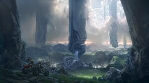 Video Game Halo 2560x1440 Wallpaper