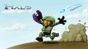 Funny Game Halo 1920x1080 Wallpaper