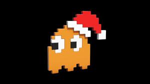 Video Game Pac Man 1920x1080 Wallpaper