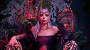 K Da Evelynn League Of Legends 3840x2160 wallpaper
