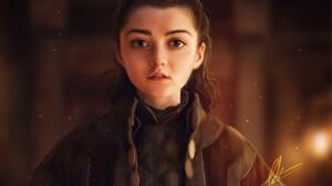 Arya Stark Game Of Thrones 1920x1358 wallpaper