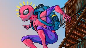 Spider Man 2646x1489 wallpaper