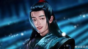 Xiao Zhan Wei Ying Wei Wuxian 2560x1268 Wallpaper