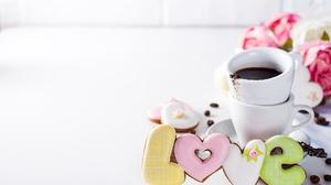 Cup Drink Love Still Life 2048x1367 Wallpaper