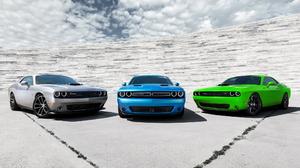 Vehicles Dodge Challenger 2048x1536 Wallpaper