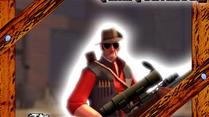 Sniper Team Fortress 1280x1024 Wallpaper