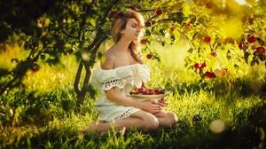 Model Fruit 1920x1199 wallpaper