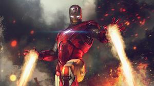 Iron Man 1920x1111 Wallpaper