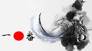 Anime Afro Samurai 1920x1080 wallpaper