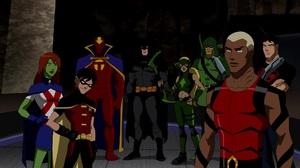 Aqualad Dc Comics Arrowette Dc Comics Artemis Crock Batman Conner Kent Dick Grayson Green Arrow Kald 1920x1080 Wallpaper