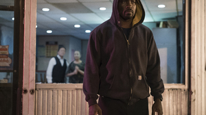 Luke Cage Mike Colter 3497x2832 wallpaper