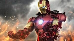 Iron Man 4661x3252 Wallpaper