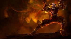 Shen League Of Legends 1440x850 Wallpaper