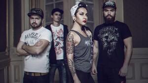 Metalcore Jinjer Tatyana Shmayluk Metal Band 1803x1200 wallpaper
