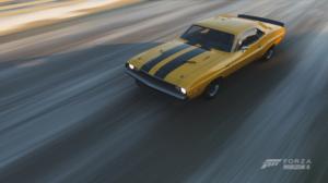Forza Horizon 4 Dodge Challenger Winter Car 1920x1080 Wallpaper