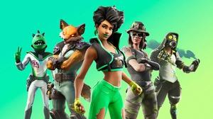 Video Game Fortnite 3840x2160 wallpaper