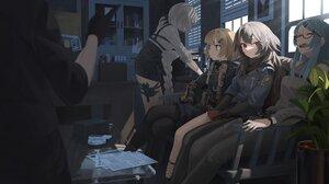 Video Game Girls Frontline 4096x2374 wallpaper