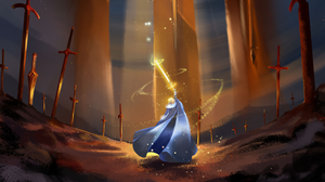 Saber Fate Series Sword Woman Warrior 3040x1900 Wallpaper