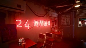 Cyberpunk 2077 CD Projekt RED NightCity Screen Shot Kanji 1920x1080 Wallpaper