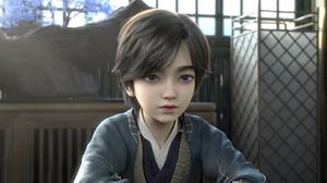 Wolf Children Dark Hair Short Hair Gun Goddess Miss Fortune Black Eyes Looking At Viewer Anime Girls 3840x2160 Wallpaper