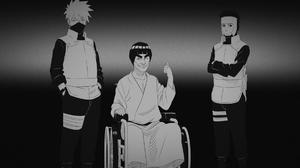 Kakashi Hatake Yamato Naruto Might Guy 1920x1040 Wallpaper