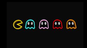 Pacman Pac Man Arcade 3D Sketchup 1920x1080 Wallpaper