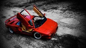 Vehicles Lamborghini Diablo 2560x1600 Wallpaper