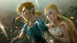 Link Zelda 2100x1126 wallpaper