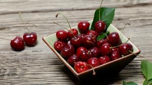 Cherry Fruit Still Life 4500x3003 Wallpaper