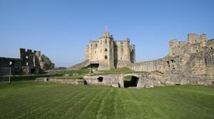 Man Made Warkworth Castle 3200x2000 wallpaper