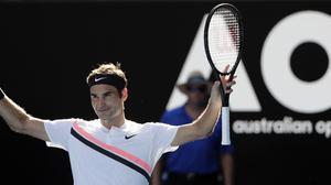 Roger Federer Swiss Tennis 4452x2076 Wallpaper