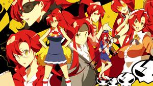 Anime Tengen Toppa Gurren Lagann 1920x1079 wallpaper
