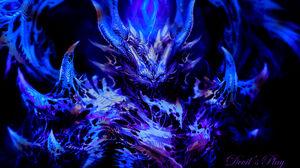Dark Demon 2560x1600 Wallpaper