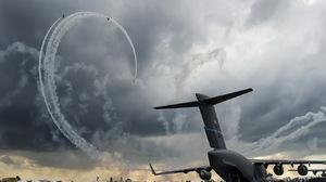 Military Air Show 1680x1050 wallpaper