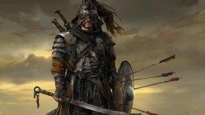 Mongols Warrior 1920x1200 Wallpaper