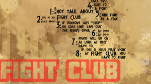 Movie Fight Club 1440x900 wallpaper