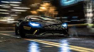 Grand Theft Auto V Lamborghini 3840x2160 wallpaper