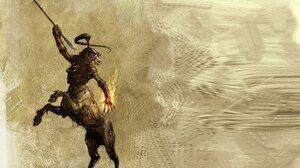 Fantasy Centaur 1600x1200 wallpaper