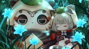 Genshin Sayu Genshin Impact Video Game Animals Video Game Art Video Game Characters Video Game Creat 2480x2067 Wallpaper