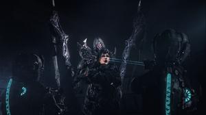 Dark Demon 2560x1440 Wallpaper