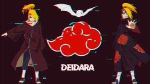 Deidara Naruto Shippuuden 1600x900 Wallpaper