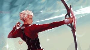 Archer Fate Stay Night Emiya 1920x1412 wallpaper