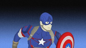 Captain America Captain America The Winter Soldier Steve Rogers Marvel Cinematic Universe Marvel Com 8192x4320 Wallpaper