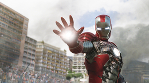 Iron Man Iron Man 2 Marvel Comics Superhero Tony Stark 2048x1158 Wallpaper