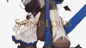 Anime Anime Girls Azur Lane Saint Louis Azur Lane 1151x1629 Wallpaper