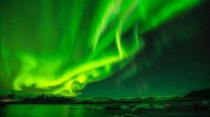 Nature Night Sky Light 5120x3200 wallpaper
