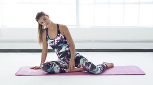 Model Women Yoga Gym Clothes 3840x2160 Wallpaper